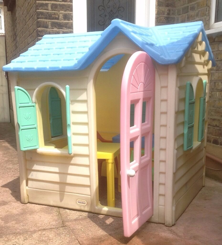 Little Tikes Country Cottage Playhouse Wendy House In Gants Hill London Gumtree