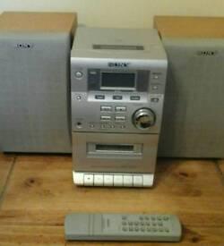 Sony micro Hi fi system