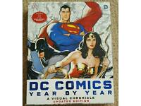 DO Comics year by year book