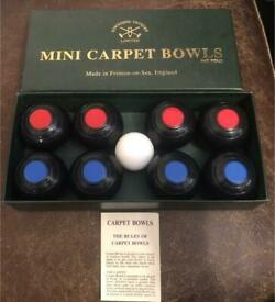 Mini Carpet Bowls, Ideal Christmas Present Free Delivery Up To 10 Miles From Ipswich
