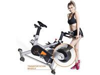YOSUDA Indoor Spin Cycle Bike with Ipad Mount & Comfortable Seat Cushion currently £299 on amazon