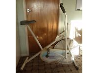 Weider C 400 Dual Action Exercise Bike