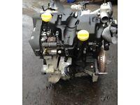 RENAULT MEGANE SCENIC III 1.5 DCI 106 BHP ENGINE 53,000 MILES
