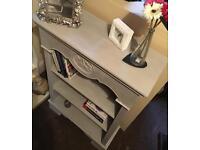Solid Oak Antique Bookcase