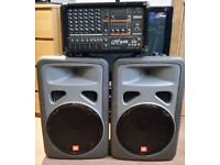 PA System comprising