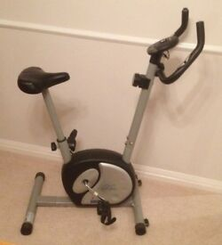 CARL LEWIS EXERCISE CYCLE
