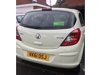 Vauxhall Corsa Excite, full service history, 2 owners, great condition, petrol, cheap tax