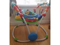 Baby Einstein musical jumperoo/ jumper