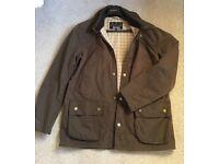 Genuine Men's Barbour Wax Jacket