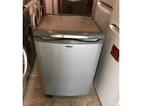 Table Size Hotpoint RZA30 Silver Front Freezer with 90 Days Warranty