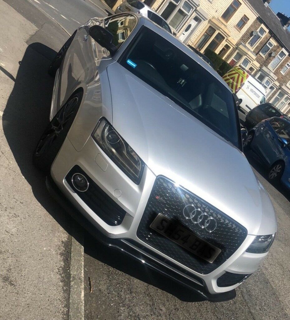 MODIFIED A5 1 OF A KIND S5 RS5 REP REMAPPED P/X A45 RS3 M3