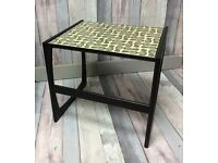 Upcycled Pineapple coffee/side table