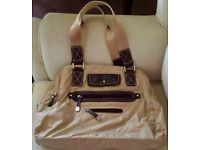 Designer Giani Bernini Brown Camel Bag