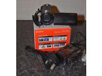 SONY HDR-CX240E FULL HD VIDEO CAMERA
