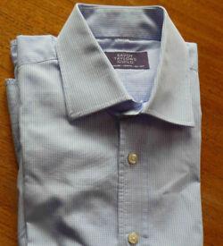 Savoy Tailors Guild The Strand Shirt 16 collar