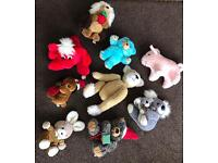Freshly Washed Cuddly toys 50p each!