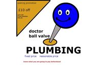 fixed price small to medium jobs plumber friendly service quick response
