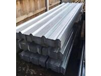 🌷Box Profile Roof Sheets @ Set Of 50 * £500