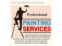 ⭐PAINTING AND DECORATING AT AFFORDABLE PRICES⭐