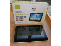 Tablet 10 inch Hannspree