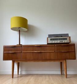 Vintage,Teak, 1960's sideboard