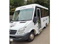 Mercedes-Benz, SPRINTER, TREKA BUS MOTORHOME – CAMPERVAN – MOBILE OFFICE