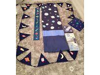 Boys Space Mission bedroom set