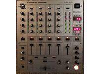 Pioneer djm 600 SERVICED FULLY WORKING pro dj mixer faultless