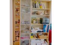 Multi cabinet shelf