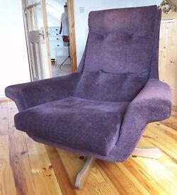 Stylish Vintage Armchair
