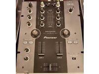 Pioneer DJM-250 DJ Mixer (DJM 250)