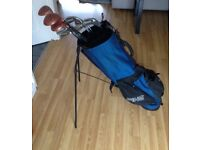 Golf Bag (and clubs)