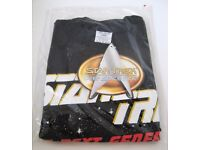 Star Trek, The Next Generation, Vintage Collectable T-Shirt, Sealed