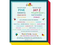 X 2 VFest camping tickets 2017