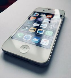 Apple iPhone 4S 16 GB (White) Pristine Condition