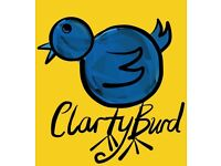 ACTORS REQUIRED - CLARTY BURD THEATRE COMPANY