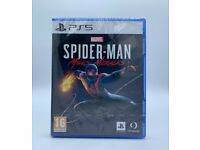 Marvel's Spider-Man: Miles Morales (PS5) Brand New & Sealed Free Fast Shipping🚚