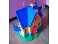 Disney junior Doc mcstuffins house