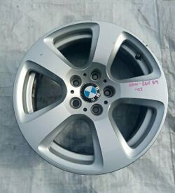"BMW E60 E61 ALLOY WHEEL RIM 17"" ALLOY WHEEL RIM - 6777346 7.5J"