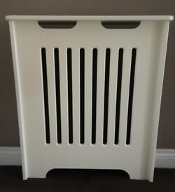 White Radiator Cover (factory finished)