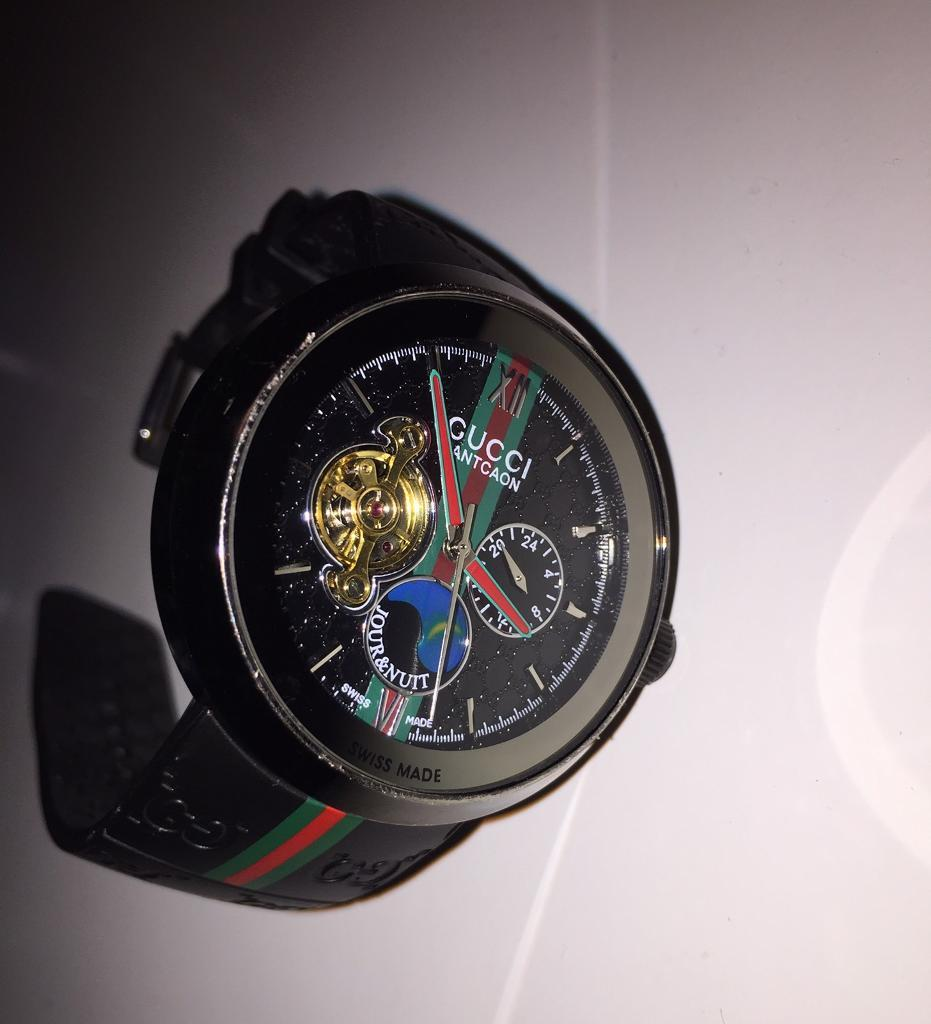 CHEAP GUCCI PANTCAON WATCH BARGAINin Ilford, LondonGumtree - Grab yourself a bargain. Gucci pantcaon watch which is sold in stores at £550. Buy it for only £75. GRAB YOURSELF AN UNMISSABLE BARGAIN. Selling due to having too many watches. IMMACULATE CONDITION. AS GOOD AS NEW. Contact me ASAP to buy...