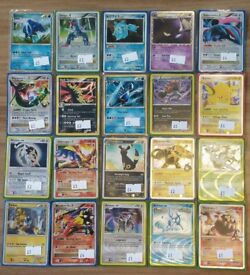 Lot of Pokemon X & other rare cards!