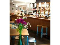 Independent Chorlton cafebar seeks FOH waiters, bartenders and supervisors