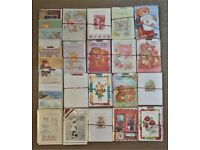 100 Job Lot Assorted Birthday Celebration Anniversary New Baby Goof Luck Cards - Job Lot - NEW