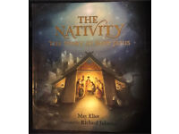 The Nativity , the story of baby Jesus kids book