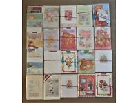 100 Assorted Birthday Anniversary New Baby Everyday event Cards - Job Lot - NEW