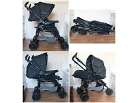 Mamas and papas Pilko Pramette travel system/ pram/ stroller and accessories