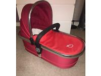iCandy Peach Main Carrycot for sale  Gloucestershire