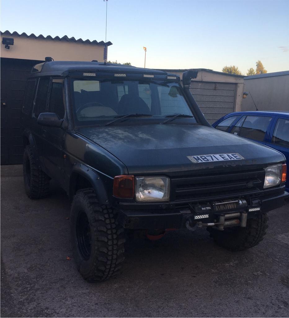 Land Rover Discovery 300tdi 3door (swap,PX)