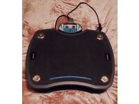 Skandika Fitness home vibration plate, in great condition and all original accessories are included.